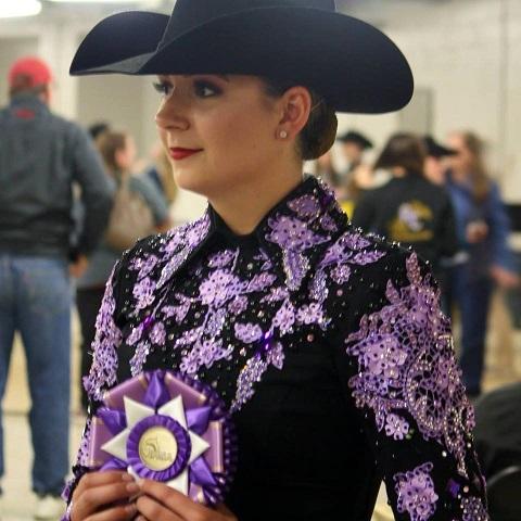 Western Show Horsemenship Jacket
